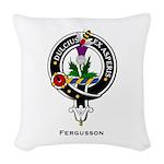 Fergusson.jpg Woven Throw Pillow