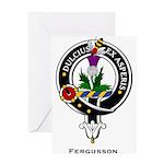 Fergusson.jpg Greeting Card