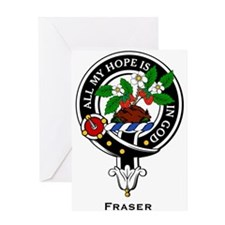 Fraser.jpg Greeting Card
