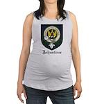 JohnstoneCBT.jpg Maternity Tank Top