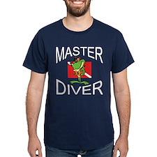 Master SCUBA Diver T-Shirt