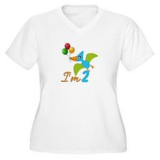Custom Animal Birthday T-Shirt