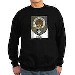 Taylor Clan Crest Tartan Sweatshirt (dark)