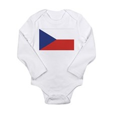 CZECH.jpg Long Sleeve Infant Bodysuit