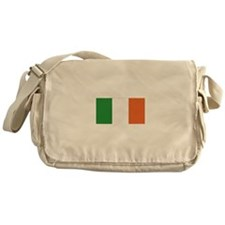 Irish Flag / Ireland Flag Messenger Bag