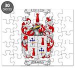 McCracken Family Crest Puzzle