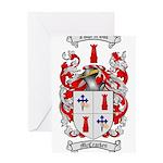 McCracken Family Crest Greeting Card