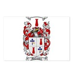 McCracken Family Crest Postcards (Package of 8)