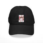 McCracken Family Crest Black Cap