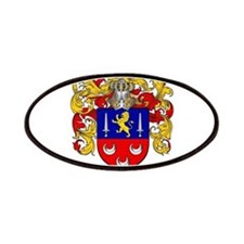 McLaughlin Family Crest Patches