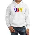 Obey The Hooded Sweatshirt