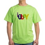 Obey The Green T-Shirt