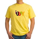 Obey The Yellow T-Shirt