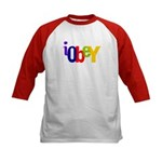 Obey The Kids Baseball Jersey