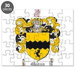 Morris Family Crest Puzzle