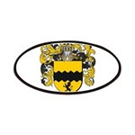 Morris Family Crest Patches