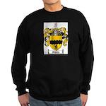 Morris Family Crest Sweatshirt (dark)