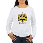 Morris Family Crest Women's Long Sleeve T-Shirt
