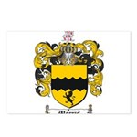 Morris Family Crest Postcards (Package of 8)