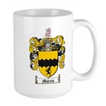 Morris Family Crest Large Mug