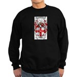 Nolan Family Crest Sweatshirt (dark)