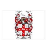 Nolan Family Crest Postcards (Package of 8)