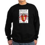 O'Brien Family Crest Sweatshirt (dark)