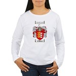 O'Brien Family Crest Women's Long Sleeve T-Shirt