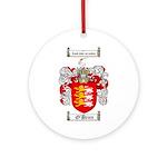 O'Brien Family Crest Ornament (Round)