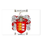 O'Brien Family Crest Postcards (Package of 8)