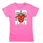 Reeves Family Crest Girl's Tee