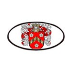 Reeves Family Crest Patches