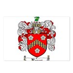 Reeves Family Crest Postcards (Package of 8)