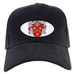 Reeves Family Crest Black Cap
