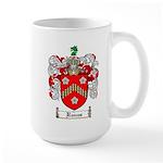 Reeves Family Crest Large Mug