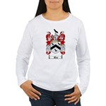 Rice Coat of Arms Women's Long Sleeve T-Shirt