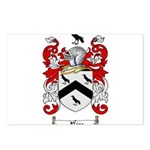 Rice Coat of Arms Postcards (Package of 8)
