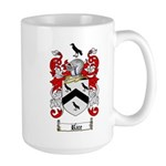 Rice Coat of Arms Large Mug