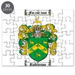 Robinson Coat of Arms Puzzle