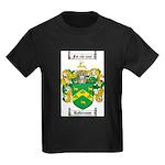 Robinson Coat of Arms Kids Dark T-Shirt