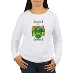 Robinson Coat of Arms Women's Long Sleeve T-Shirt