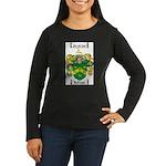 Robinson Coat of Arms Women's Long Sleeve Dark T-S