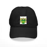 Robinson Coat of Arms Black Cap