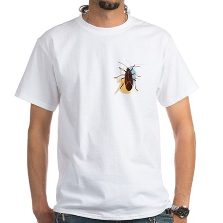Boxelder Bug White T-Shirt