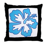 Cute Roxie Throw Pillow