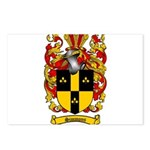 Simmons Coat of Arms Postcards (Package of 8)