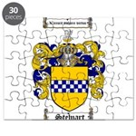 Stewart Coat of Arms Puzzle