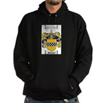 Stewart Coat of Arms Hoodie (dark)
