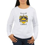 Stewart Coat of Arms Women's Long Sleeve T-Shirt
