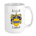 Stewart Coat of Arms Large Mug